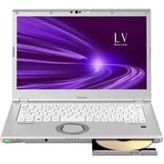 CF-LV9HDSQR [Let's note(レッツノート) LV9シリーズ 14.0型/Core i5-10210U/メモリ 8GB/SSD 256GB/Windows 10 Pro 64ビット/Microsoft Office Home & Business 2019/シルバー]