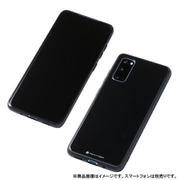 DCS-GSES20BK [Hybrid Case Etanze for Galaxy S20 ブラック]