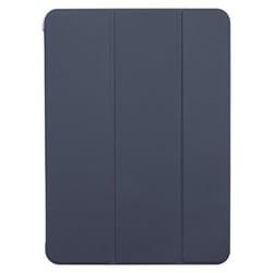 BSIPD2011CHLBL [iPad Pro 11インチ(2020年モデル)用 ハイブリッドマットレザーケース ブルー]