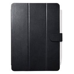 BSIPD2011CL3BK [iPad Pro 11インチ(2020年モデル)用 3アングルレザーケース ブラック]