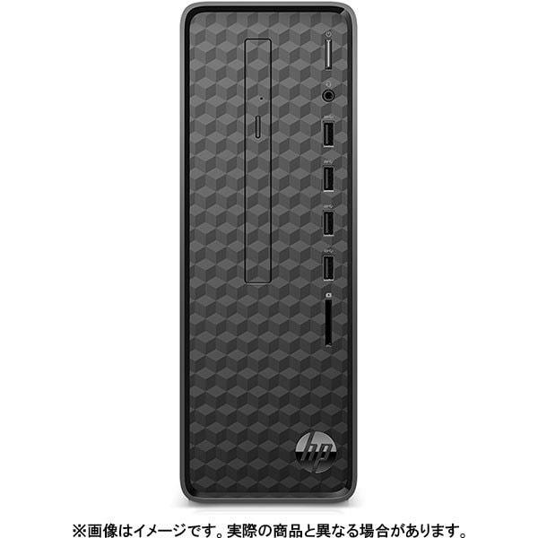 9AQ17AA-AAAA [HP Slim Desktop S01-pF0000 G1モデル Core i5-9400/メモリ 8GB/HDD 1TB/Windows 10 Home (64bit)/ジェットブラック]