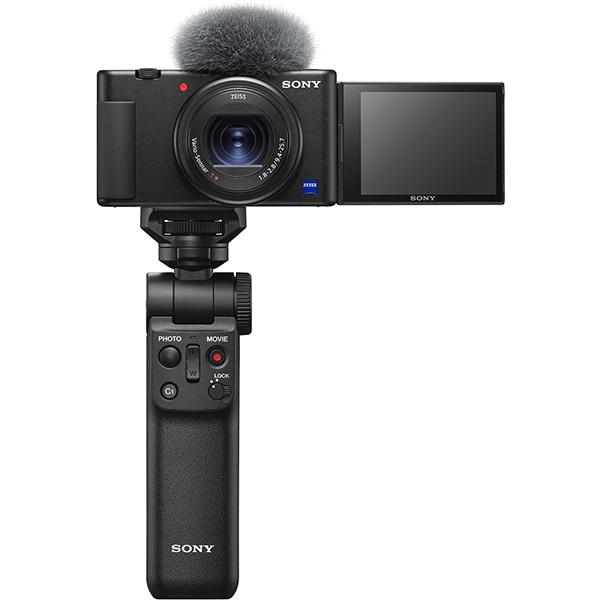 VLOGCAM ZV-1G [Vlog撮影向けデジタルカメラ シューティンググリップキット]