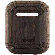 APODW-PLA-04 [TOAST Plain Cover for AirPods Wireless Ebony]