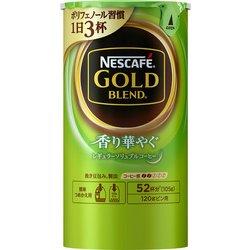 ネスカフェ ゴールドブレンド エコ&システムパック 香り華やぐ 105g [インスタントコーヒー]