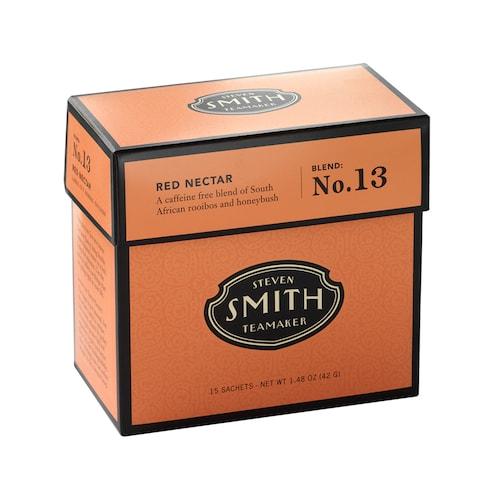 STEVEN SMITH TEAMAKER(スティーブンスミスティーメーカー) NO.13 レッド ネクター [ティーバッグ 3.0g×15包 カフェインフリー]