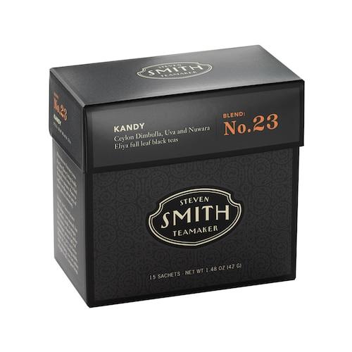 STEVEN SMITH TEAMAKER(スティーブンスミスティーメーカー) NO.23 キャンディ [ティーバッグ 3.0g×15包]