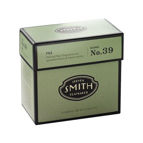STEVEN SMITH TEAMAKER(スティーブンスミスティーメーカー) NO.39 フェズ [ティーバッグ 2.6g×15包]