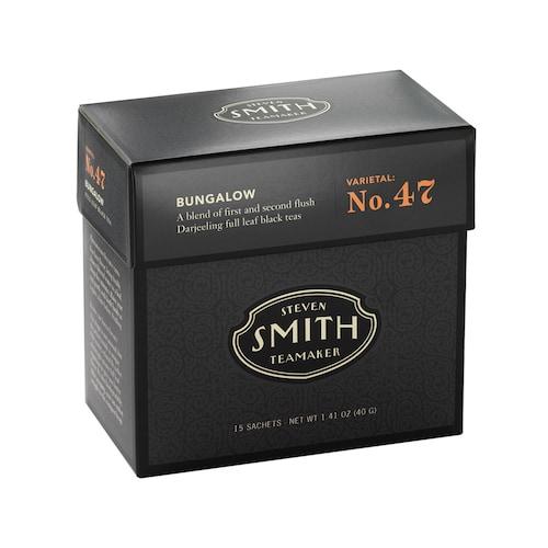 STEVEN SMITH TEAMAKER(スティーブンスミスティーメーカー) NO.47 バンガロー [ティーバッグ 2.7g×15包]