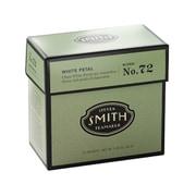 STEVEN SMITH TEAMAKER(スティーブンスミスティーメーカー) NO.72 ホワイトペタル [ティーバッグ 2.0g×15包]