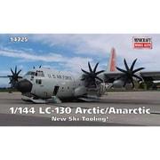 MC14725 アメリカ空軍 LC-130 ハーキュリーズ 南極観測支援機 [1/144スケール プラモデル]