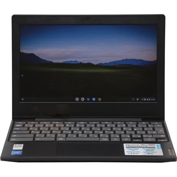 82BA000LJP [IdeaPad Slim350i Chromebook/11.6型/メモリ 4GB/eMMC 32GB/Chrome OS/オニキスブラック]