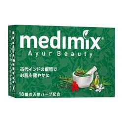 MED-18HB [medimix(メディミックス) アロマソープ グリーン]