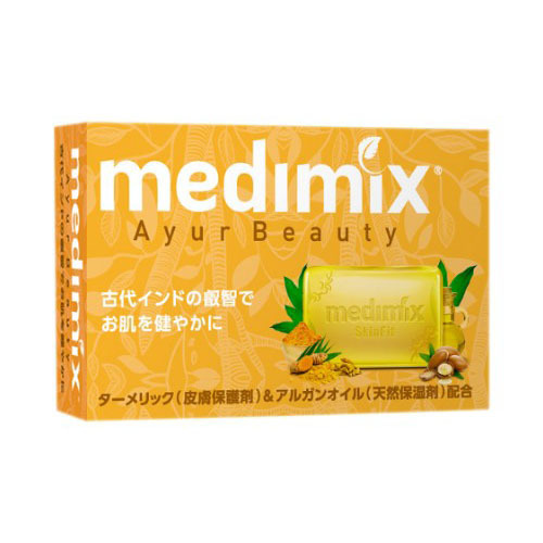 MED-TAR [medimix(メディミックス) アロマソープ ゴールド]