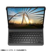 iK1274A [SLIM FOLIO PRO for iPad Pro 12.9インチ (第3/第4世代) 用 バックライト付 Bluetooth キーボード一体型ケース グラファイト]