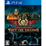 ゾンビサバイバル コロニービルダー They Are Billions [PS4ソフト]