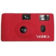 MF-1 Camera Red with Yashica 400 [スナップショットアートカメラ レッド]