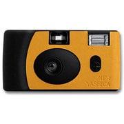 MF-1 Camera Black and Orange with Yashica 400 [スナップショットアートカメラ ブラック&オレンジ]