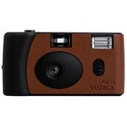 MF-1 Camera Black and Brown with Yashica 400 [スナップショットアートカメラ ブラック&ブラウン]