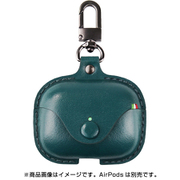 CLCAP005 [CoziStyle-Aniline leather for Airpods Pro Forest Green]