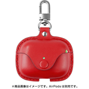CLCAP011 [CoziStyle-Aniline leather for Airpods Pro Red]