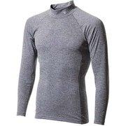 アドバンスウォーム ハイネック ロングスリーブ Advance Warm High Neck Long Sleeves GC00311 XG Lサイズ [コンディショニングウェア 長袖シャツ メンズ]