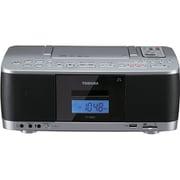 TY-CDX91(S) [CDラジオカセットレコーダー ワイドFM対応 シルバー]