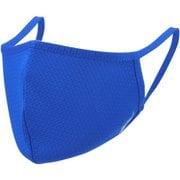 爽快マスク Lサイズ 男性普通サイズ ブルー COOL MASK 洗えるマスク 1枚入り AC-MASK001L-BL