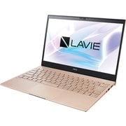 PC-PM750SAG-YC [LAVIE Pro Mobile 13.3型/Core i7-10510U/メモリ 16GB/512GB(SSD)/Windows 10 Home 64bit/Microsoft Office Home & Business 2019/フレアゴールド/ヨドバシカメラオリジナルモデル]