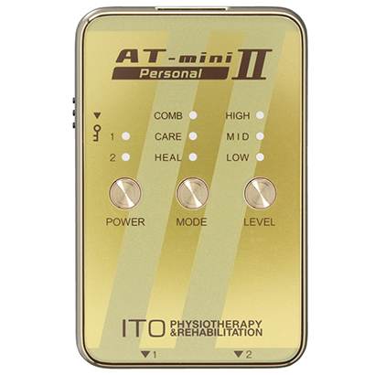 AT001192GD2 [AT-mini Personal II ゴールド]