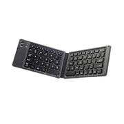 OWL-BTKB6501-BKGY [ワイヤレスキーボード 67キー 英語配列 ブラック/グレー]