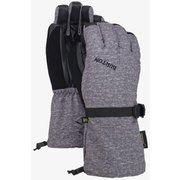 Kids' Burton GORE-TEX Glove W21JP-104151 Monument Heather Mサイズ [スノーグローブ ジュニア]