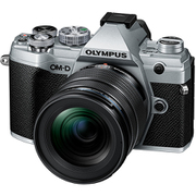 OM-D E-M5 Mark III 12-45mm F4.0 PROキット シルバー [ボディ+交換レンズ「M.ZUIKO DIGITAL ED 12-45mm F4.0 PRO」 シルバー]