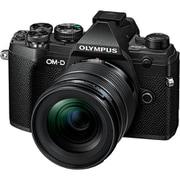 OM-D E-M5 Mark III 12-45mm F4.0 PROキット ブラック [ボディ+交換レンズ「M.ZUIKO DIGITAL ED 12-45mm F4.0 PRO」 ブラック]