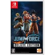 JUMP FORCE デラックスエディション [Nintendo Switchソフト]