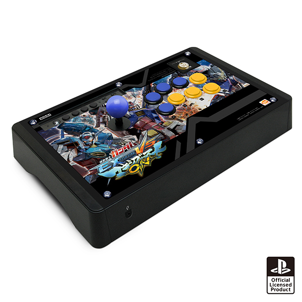 PS4-173 [機動戦士ガンダム EXTREME VS.マキシブースト ON Arcade Stick for PlayStation 4]