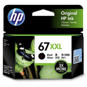 3YM59AA HP 67 XXL インクカートリッジ黒(増量)