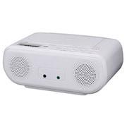 TY-C160(W) [CDラジオ ワイドFM対応 ホワイト]