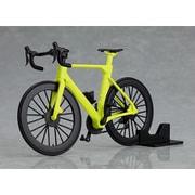 figma+ PLAMAX ロードバイク ライムグリーン [塗装済組立式プラスチックモデル 1/12スケール 全長約130mm]