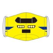 新幹線なりきりマスク キッズ用 923形ドクターイエロー [キャラクターグッズ]