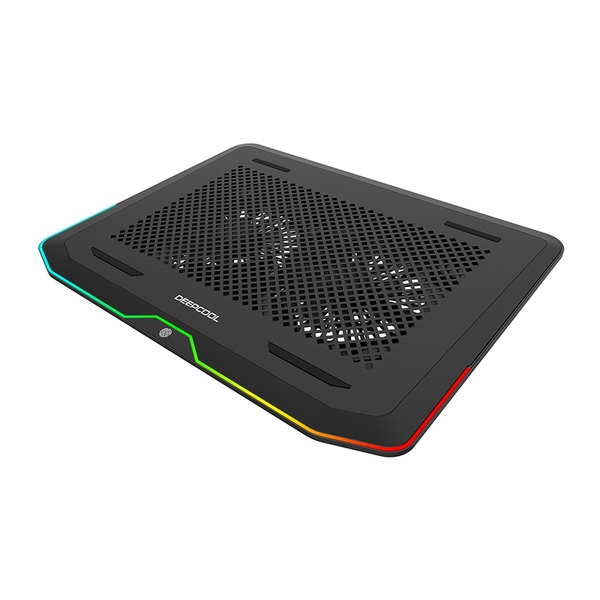 DP-N222-N80RGB [1670万色 LEDライティング対応 ノートPC用クーラー N80 RGB]