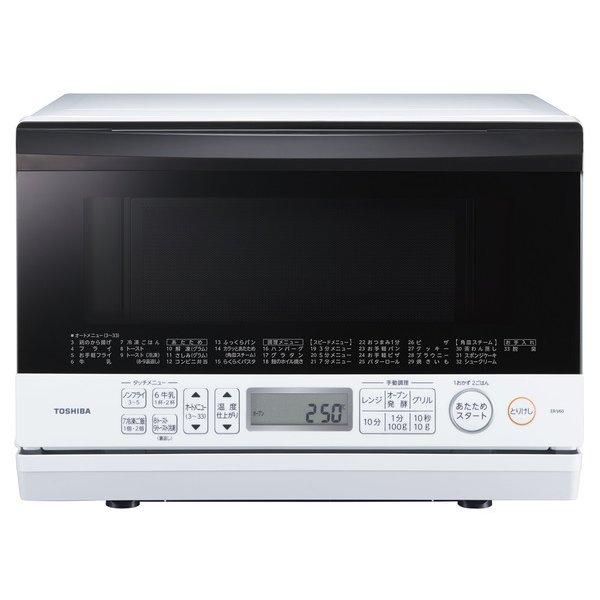 ER-V60(W) [スチームオーブンレンジ 石窯オーブン 23L グランホワイト]