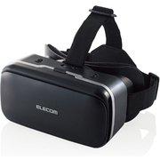 VRG-D02PBK [VRゴーグル DMM VR動画スターターセット 1000円相当ポイント付与シリアル付]