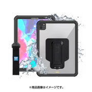 Waterproof Protective Case With New Adaptor And Hand Strap for iPad Pro 12.9(4th) Black [iPad Pro 12.9インチ 用 防水ケース]