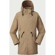 トラベラー コート traveler coat 101104 D.Beige Sサイズ [アウトドア ジャケット ユニセックス]