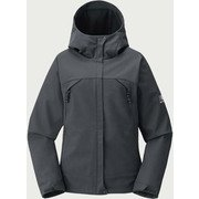 アリート W's フーディー  arete W's hoodie 101131 Charcoal Grey Sサイズ [アウトドア ジャケット レディース]