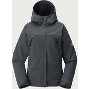 アリート W's フーディー  arete W's hoodie 101131 Charcoal Grey Lサイズ [アウトドア ジャケット レディース]