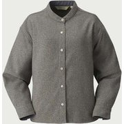 ネルソン W's L/S シャツ nelson W's L/S shirts 101139 Oatmeal Mサイズ [アウトドア シャツ レディース]