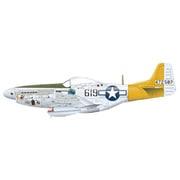 EDU11142 長距離マスタング:硫黄島物語 P-51D リミテッドエディション [1/48スケール プラモデル]