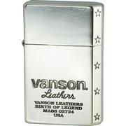 vanson×GEAR TOP ロゴデザイン V-GT-05 シルバー [ライター]