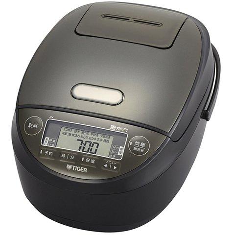 JPK-H100 K [圧力IHジャー炊飯器 炊きたて 5.5合炊き ブラック]